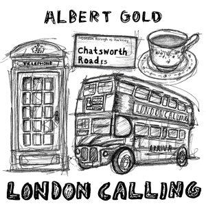 London Calling EP - Albert Gold