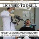 Licensed To Drill - Various